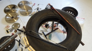 ELECTRIC TIRE-LAND / Foto: Nicola L. Hein